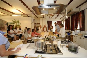 Cooking Lesson in the Roman Countryside