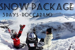SNOW PACKAGE - Short break