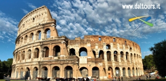 Colosseum, Roman Forum and Palatine Hill (Afternoon)