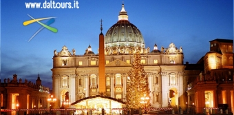 "Special Walking Tour December 25th and ""Urbi et Orbi"" Papal Blessing"