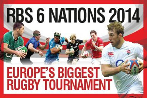Six Nations 2014 - Packages