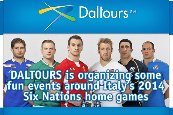 Italy 2014 - Six Nations