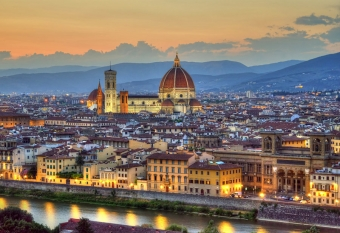 Unesco Jewels: Florence by high-speed train