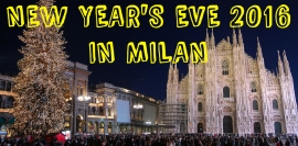 New Year's Eve 2016 in Milan