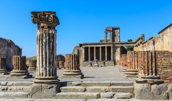 Unesco Jewels: Pompeii and its Ruins